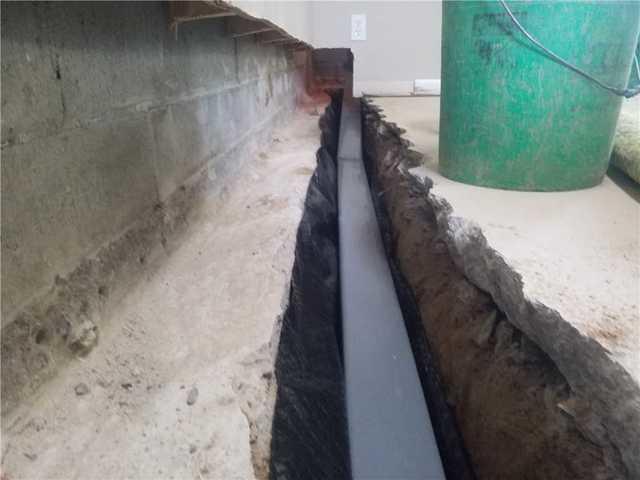 WaterGuard Helps Waterproof Basement in South Haven, MI