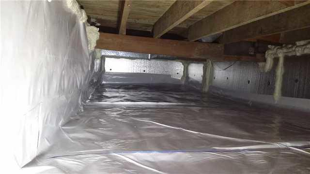 The CleanSpace Encapsulation System Lowers Home Energy Costs in Wyoming, MI