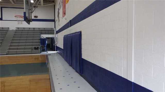 Poly-Level Helps Keep the Mackinaw City Comets Gymnasium Safe