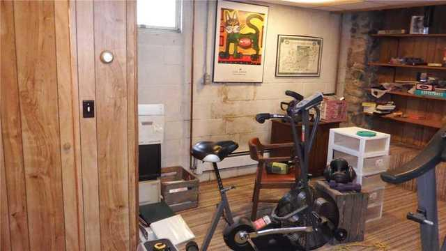 A Homeowner in Rogers City, MI Chose to Transform his Wet Basement into Beauty