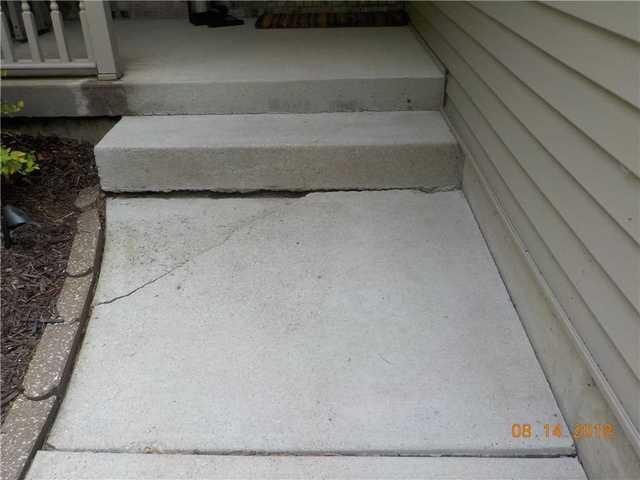 PolyLevel Injection Helps Solve Ugly Concrete In Greenville, MI