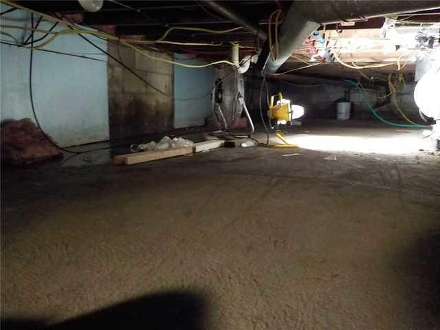CleanSpace is the Solution to Keeping an Elkhart, IN Crawl Space Dry