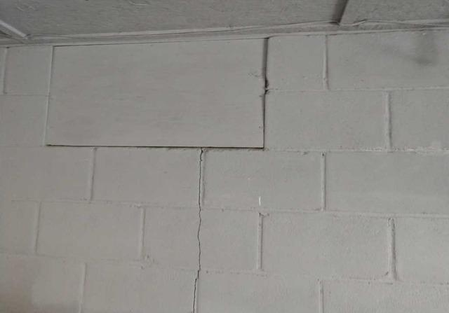 Securing a Wall with PowerBraces in Grand Ledge MI
