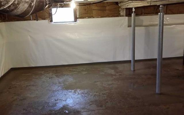 Keeping Basement Dry in Lakeville, IN