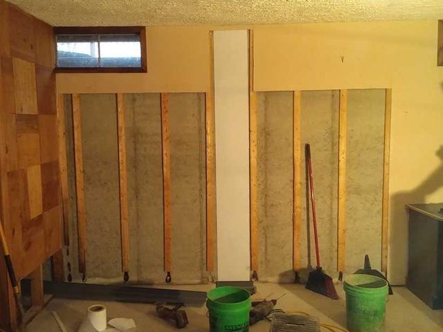 Fixing Cracks in Basement Walls in Lowell, IN