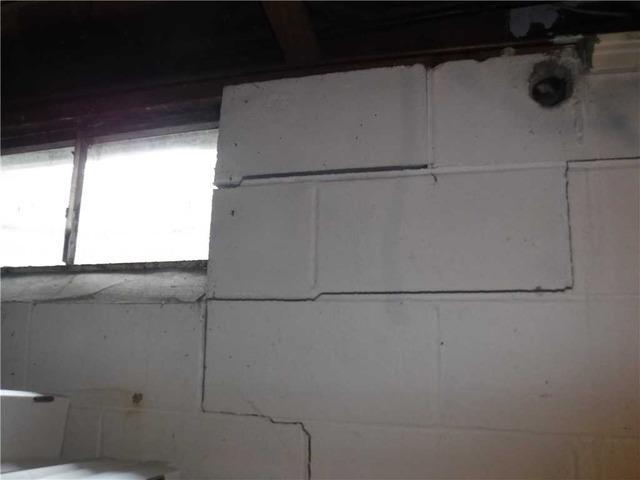 Saving a Failing Wall in East Lansing MI