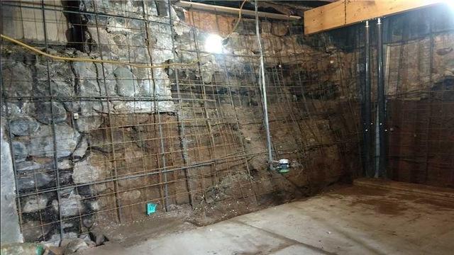 Securing Basement Walls in Kalamazoo, MI