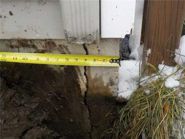 Saving a Hudsonville Home with Helical Piers