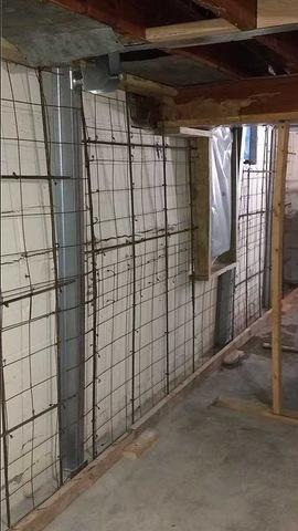 Securing Bowing Walls in New Buffalo, MI