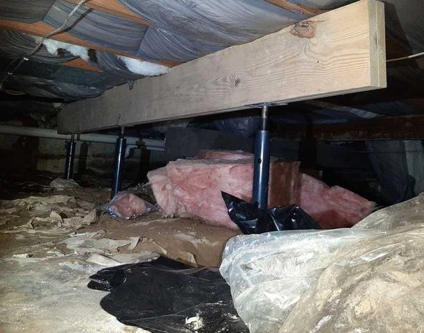 Keeping Crawl Spaces Dry with CleanSpace in Saint Joseph, MI