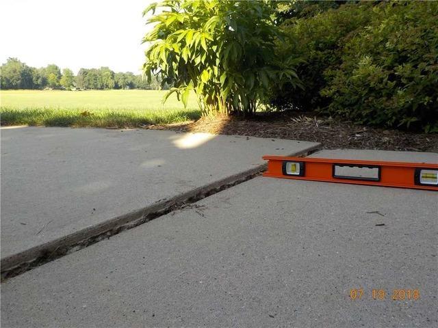 Leveling a Walkway in Ada