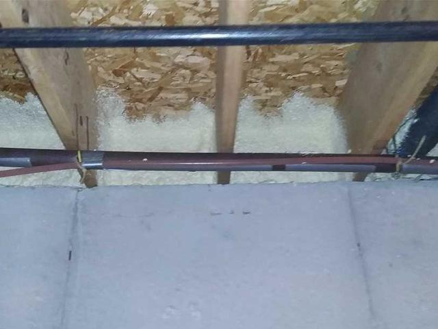 Insulating Rim Joists in Traverse City, MI