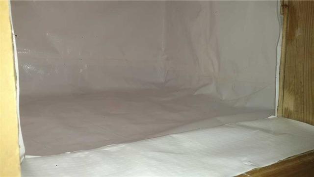 Waterproofing a Crawl Space in Bath MI