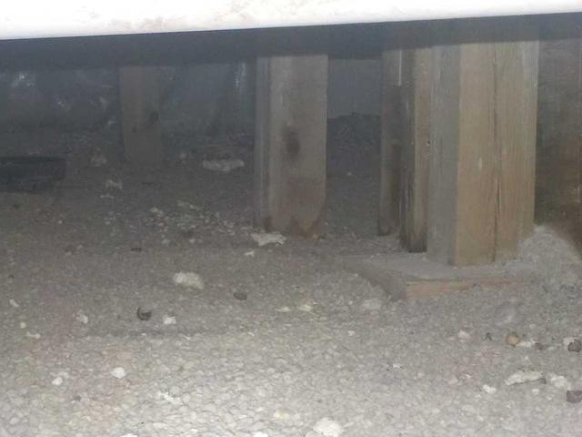 Using CleanSpace to Encapsulate Crawl Spaces in Camden, MI