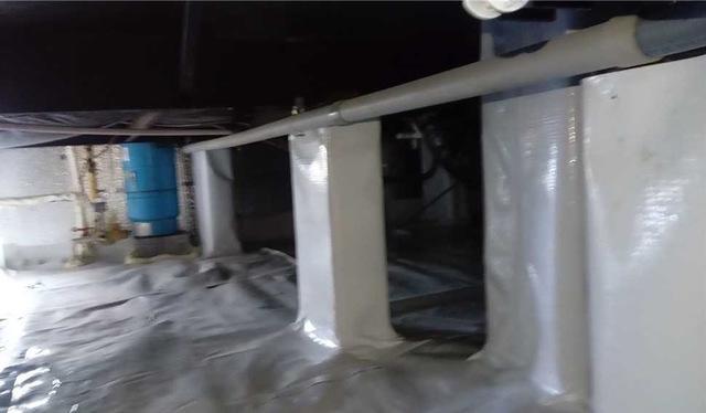 Installing CleanSpace in Cassopolis, MI