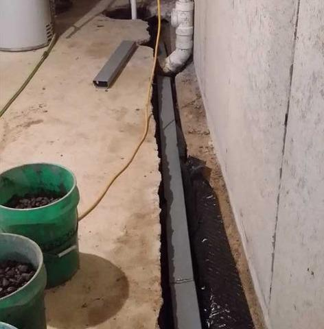 Installing WaterGuard in Caledonia MI