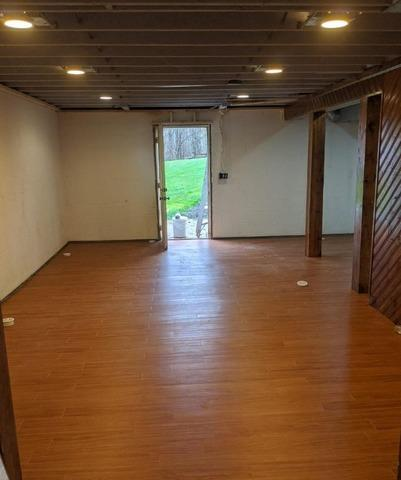 Basement Flooring Installed in Vermontville, MI