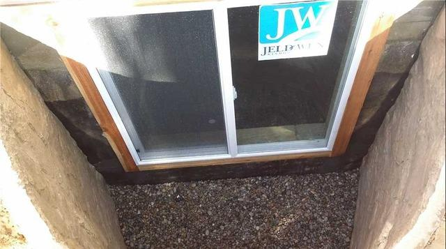 Grand Rapids, MI Basement Egress Window Let's the Light Shine In