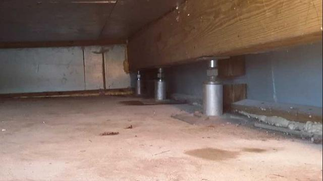 Using SmartJack to Prevent Settlement in Michigan City, IN - After Photo