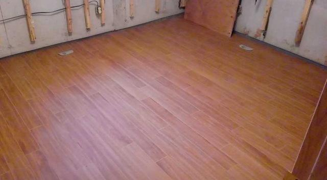 Using ThermalDry Elite Plank Flooring in Sturgis, MI