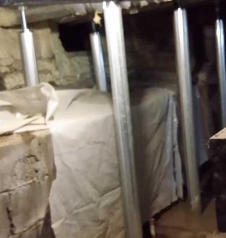 Using SmartJack to Prevent Sagging Floors in Kalamazoo, MI
