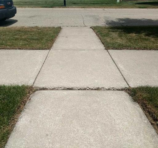Fixing a Walkway with PolyLevel