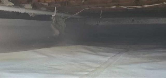 Encapsulating Crawl Spaces in Belulah, MI