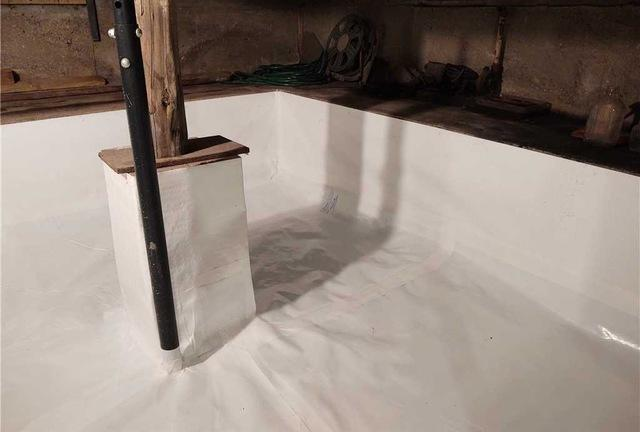 Using CleanSpace to Prevent Water Intrusion in Fennville, MI