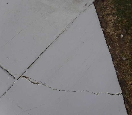 Using PolyLevel to Fix Concrete in Marshall, MI