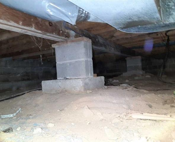 Using CleanSpace to Encapsulate Crawl Spaces in Niles, MI