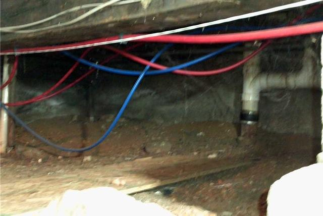 Encapsulating Crawl Spaces with CleanSpace in Otsego, MI