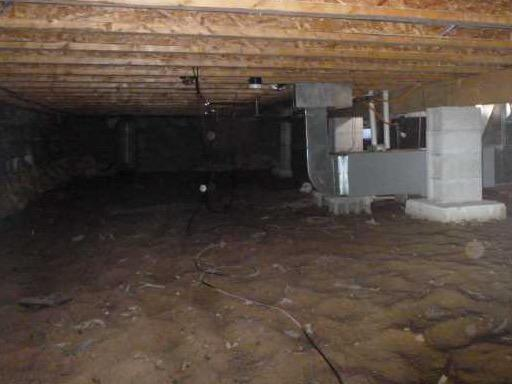 Using CleanSpace to Encapsulate Crawl Spaces in Twin Lake, MI