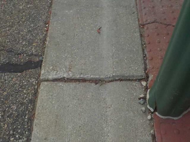 Installing PolyLevel to Fix Concrete in Battle Creek, MI