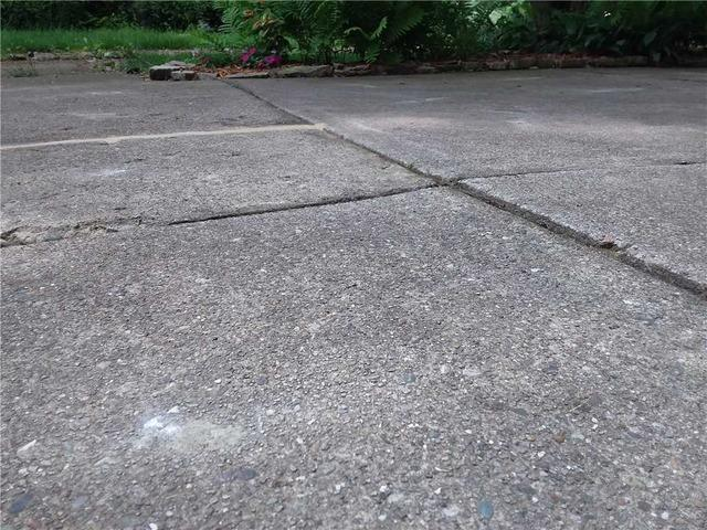 Fixing a Driveway in East Lansing MI with PolyLevel