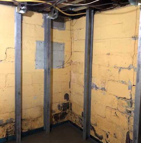 Fixing Foundational Walls in Muskegon, MI