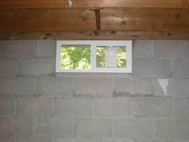 Using Egress Windows to Create Liveable Spaces in North Muskegon, MI