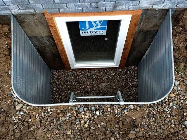Egress Window Installation in South Bend, IN