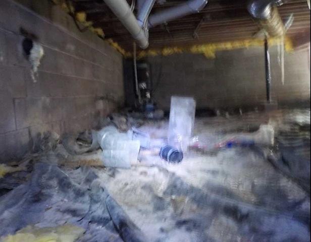 Crawl Space Vapor Barrier in Colon, MI