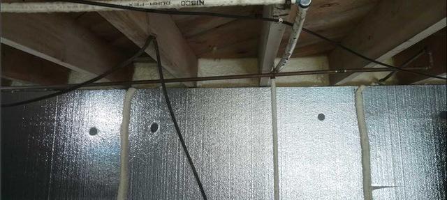 Insulating Crawl Spaces in Colon, MI