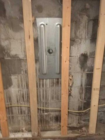 Repairing Foundation Walls in Eau Claire, MI