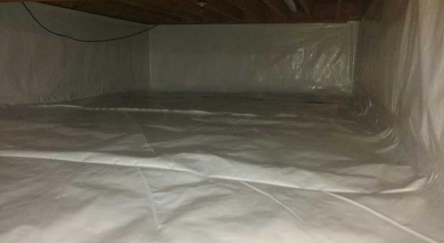 Crawl Space Encapsulation in Glen Arbor, MI