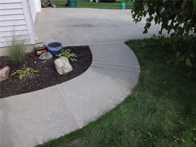 Concrete Leveling in Vermontville MI