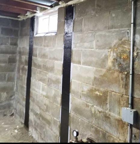 Stabilizing Foundation Walls in Hartford, MI