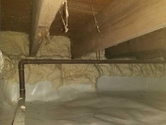 Insulating Crawl Spaces in Hartford, MI