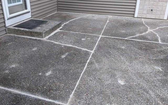 Lifting and Leveling Concrete in Holland, MI