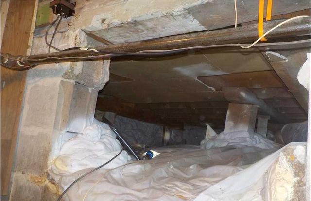 Crawl Space Vapor Barriers in Saugatuck, MI