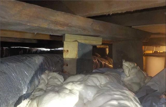 Repairing Crawl Spaces in Saugatuck, MI