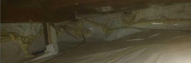 Crawl Space Insulation in Saugatuck, MI
