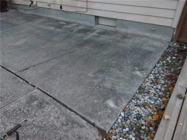 Saving Sinking Concrete in Lansing MI