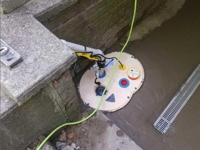 Basement Sump Pumps in Battle Creek, MI